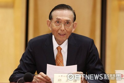 快訊/震撼彈!邱正雄宣布辭去永豐金董事長