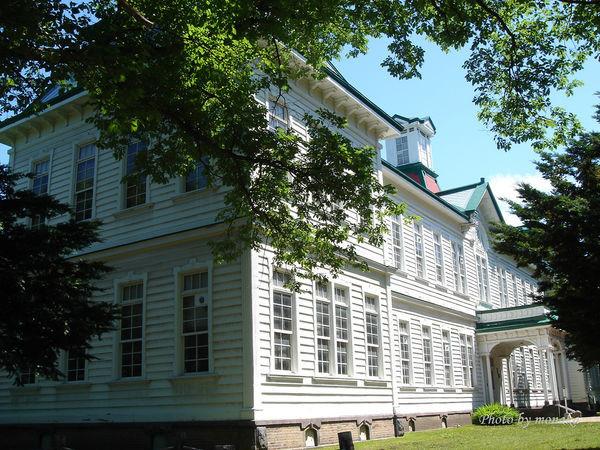 北海道大學。(圖/摩那卡)