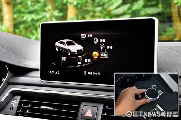 就「帥」這一次!奧迪A5 Sportback試駕開箱《視覺篇》(圖/記者游鎧丞攝)