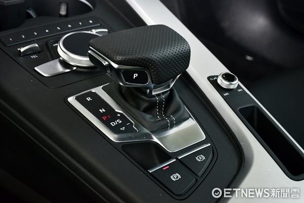 內外兼備!奧迪A5 Sportback試駕開箱《乘駕篇》(圖/記者游鎧丞攝)