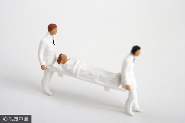 ▲擔架,病人,醫生,急救,醫糾,醫療糾紛(圖/視覺中國CFP)