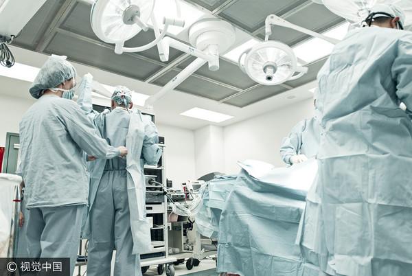 ▲開刀,醫生,病人,醫糾,醫療糾紛,醫護(圖/視覺中國CFP)