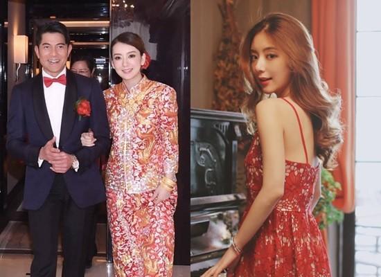 ▲天王郭富城與方媛在今年4月結婚。(圖/翻攝自CFP、方媛微博)