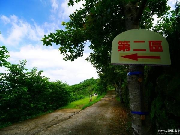 小森林景觀露營地。(圖/何師父LOVE露營)