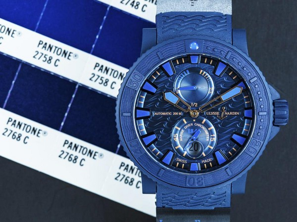 【夏日專題】熱了嗎?快跳入「藍色腕錶海」吧!