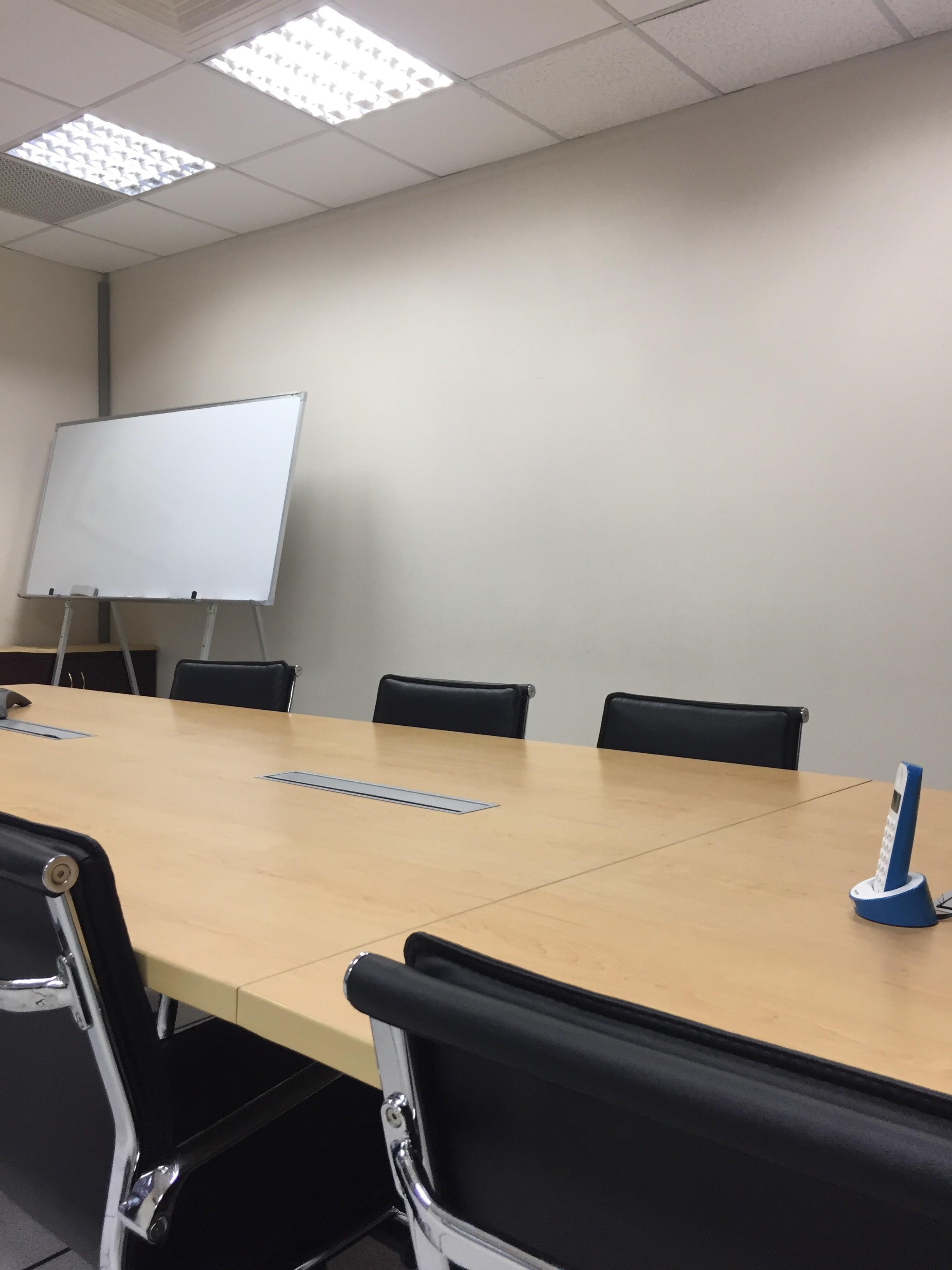 辦公室(圖/記者余宙攝)