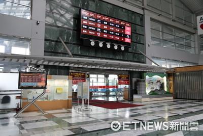 花蓮-曼谷直航原 2航班減為6班