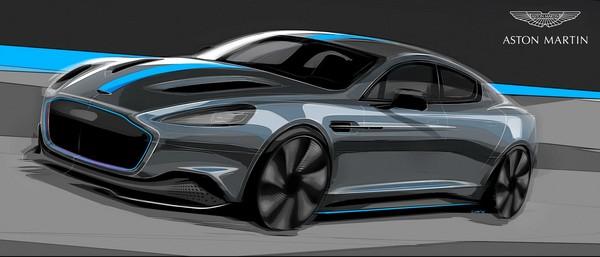 ▲特斯拉接招!阿斯頓馬丁純電動車確定量產、2019年現身(圖/Aston Martin)