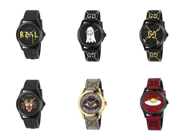 ▲GUCCI 2017腕錶珠寶新品(圖/品牌提供)