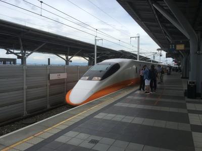 台灣高鐵八成獲利與股東分享 股價緩步填息