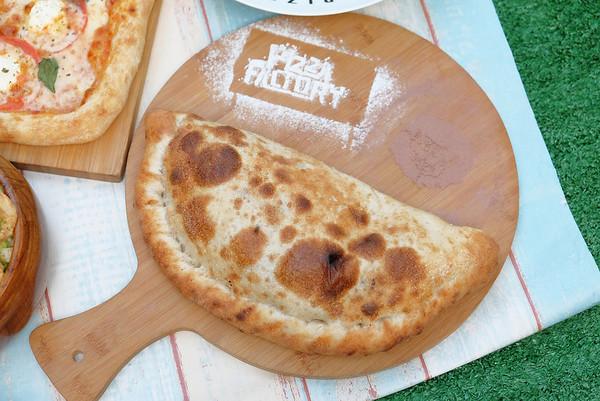 披薩工廠。(圖/Sean)