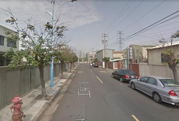 ▲彰化工東一路。(圖/翻攝自Google地圖)