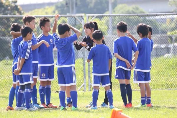 ▲陳信安足球學校。(圖/陳信安足球學校提供)