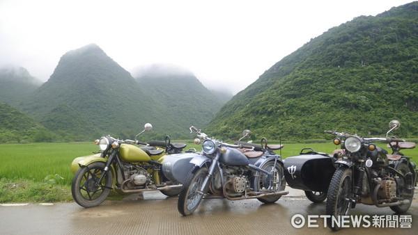 ▲▼Club Med桂林度假村「邊車探索之旅」 。(圖/記者李依琳攝)