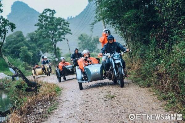 ▲▼Club Med桂林度假村「邊車探索之旅」 。(圖/Louis提供)