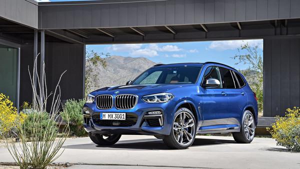 北美消費者就愛SUV這一味!BMW:「我們光賣SUV就夠了」(圖/翻攝自BMW)