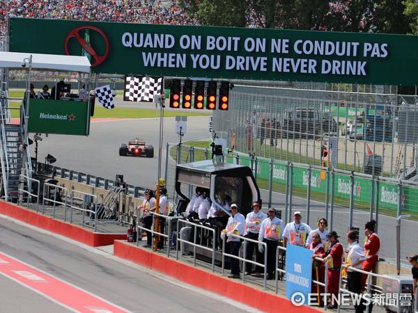 ▲夜店不喝酒、贊助F1賽車...「要你少喝點」行銷新思維。(圖/記者張慶輝攝)