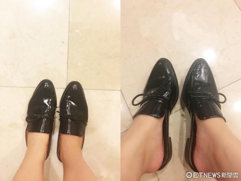 ▲穆勒鞋。(圖/記者林瑩瑩攝)
