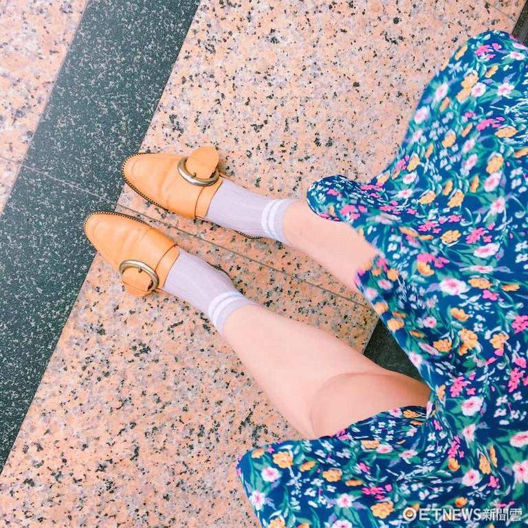 ▲穆勒鞋。(圖/記者李薇攝)