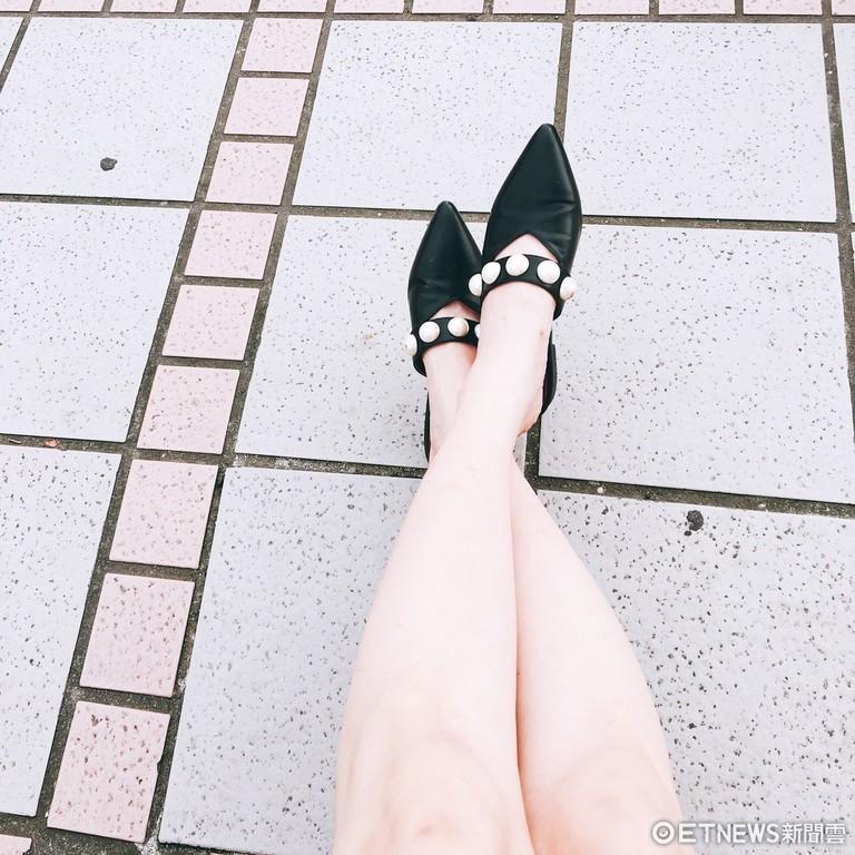 ▲穆勒鞋。(圖/記者張妤瑄攝)