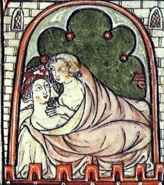 中世紀教會荒淫性歷史:傳教士體位是「天父唯一指定」姿勢(翻攝自Cosmopolitan)