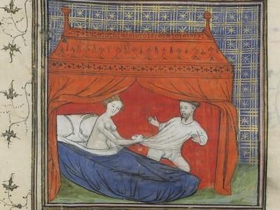中世紀教會荒淫性歷史:傳教士體位是「天父唯一指定」姿勢