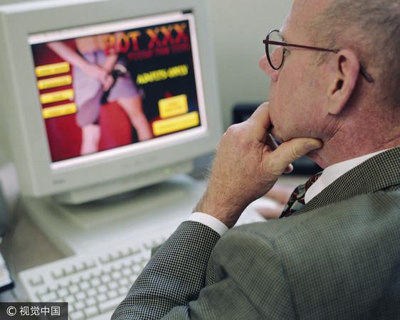 ▲裸照目前在網路上瘋傳,任何人都可以輕易下載。(圖/示意圖/CFP)