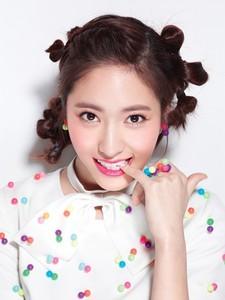 掌握「泡芙妝」、「糖果唇」兩大重點 打造出韓系春妝