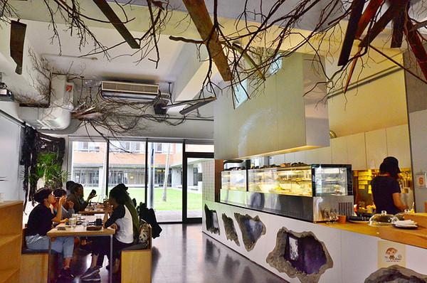 熱帶Tropical Deli Cafe。(圖/阿mon)
