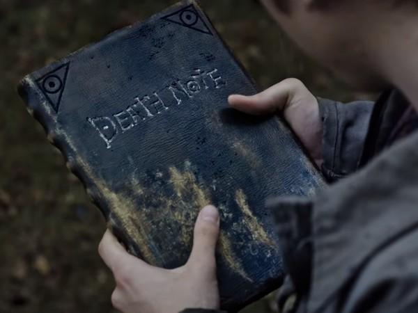 ▲美國《死亡筆記本》正式預告公開。(圖/翻攝自Netflix YouTube)
