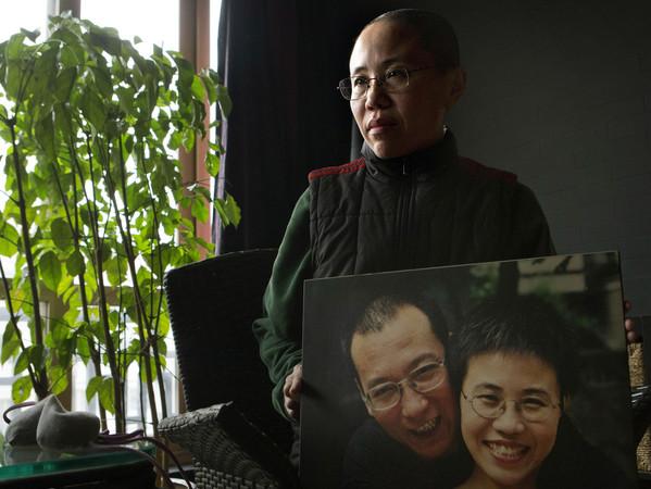 ▲▼諾貝爾和平獎得主劉曉波肝癌末期。(圖/達志影像/美聯社)