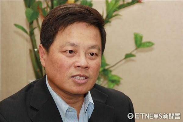 金融消費評議中心董事長林建智。(圖/記者官仲凱攝)