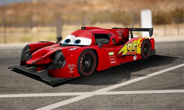 ▲《迪士尼Cars》闖入現實 「閃電麥坤」現身香港賽車隊(圖/Craft-Bamboo Racing)