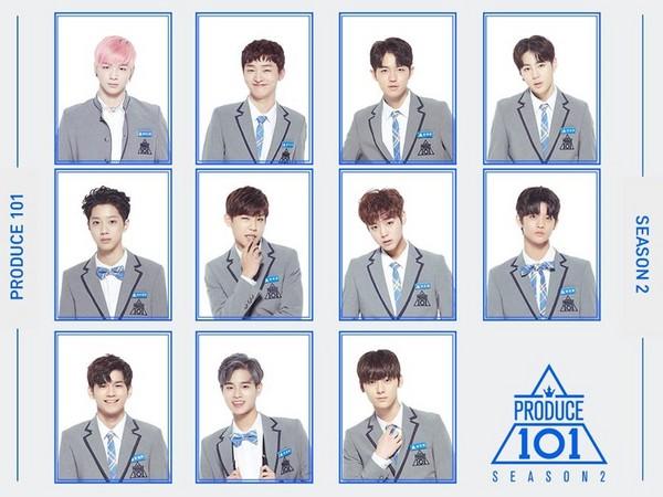 ▲《Produce 101》選出的「Wanna One」11名成員。(圖/翻攝自Produce 101、Wanna One臉書)