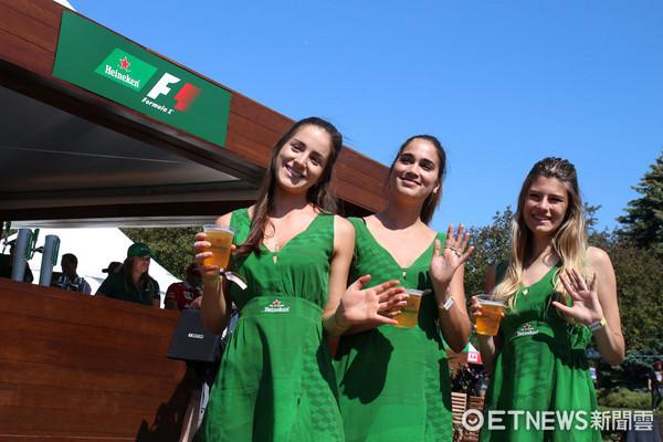 ▲想去義大利看F1?「開瓶」就有機會週週抽!。(圖/記者張慶輝攝)