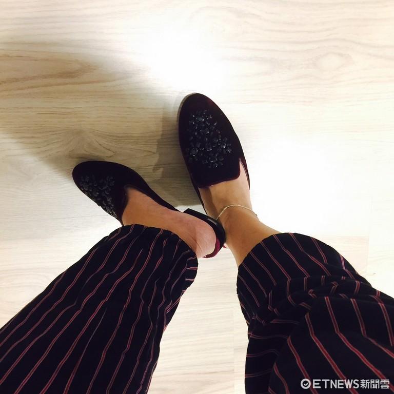 ▲穆勒鞋。(圖/記者林明瑋攝)