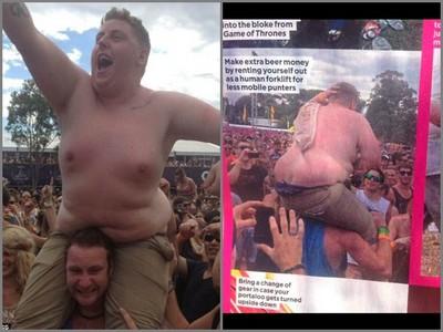 127kg肥宅因露奶夾脖照遭譏「去死一死」…2年後酸民含淚閉嘴