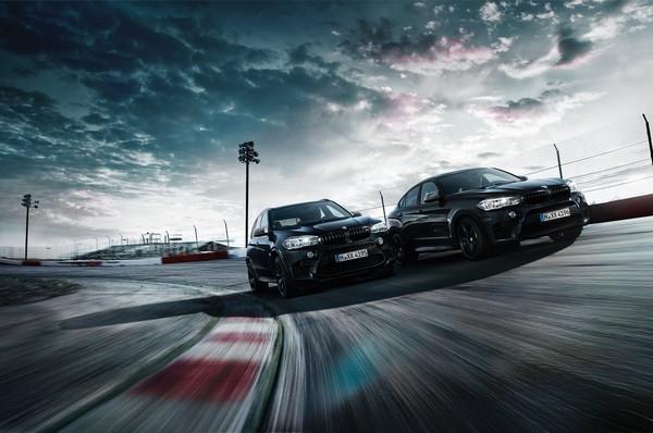 這「黑火」燒得可旺了 BMW推出X5M、X6M推出特仕版(圖/翻攝自BMW)