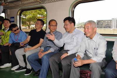 軌道建設預算 南鐵電氣化工程最高
