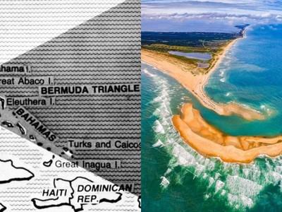 百慕達三角「一夜浮現」神秘島嶼 探險家:周圍都是致命生物