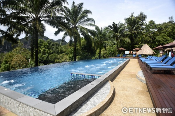 ▲泰國旅遊,Aonang Fiore,樹屋。(圖/記者陳涵茵攝)
