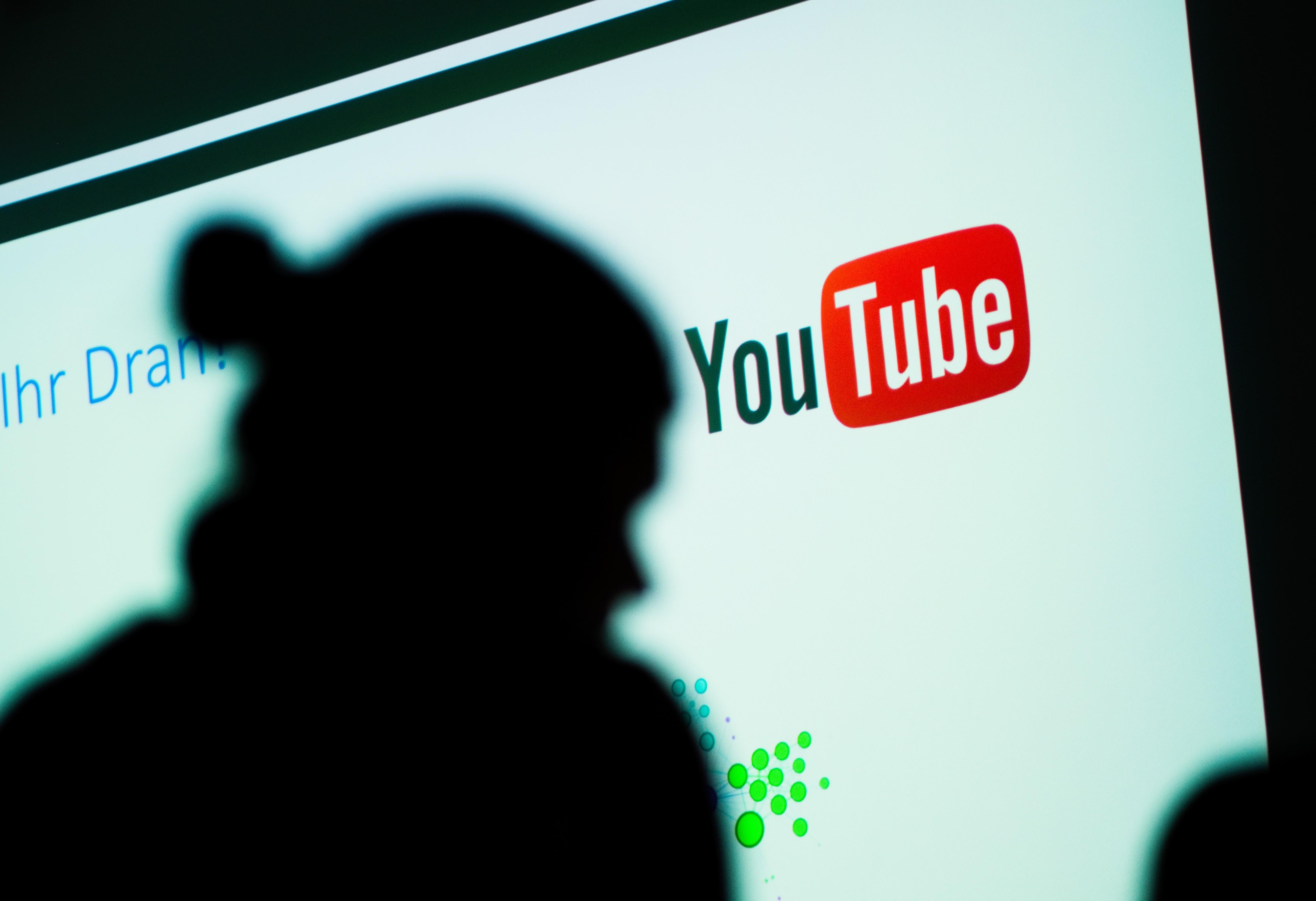 ▲▼英國年輕人工作首選為當YouTuber,已不再是當足球明星。(圖/達志影像/美聯社)