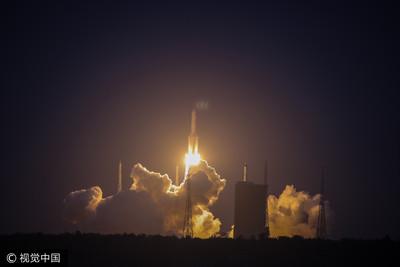 長征五號遙二火箭飛行故障調查完成