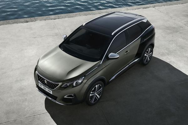 有手排你買不買?Peugeot 3008運動休旅預購開跑。(圖/寶嘉聯合提供)