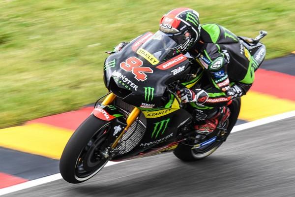 地主也擋不住的「8連勝」!MotoGP德國站焦點。(圖/翻攝自MotoGP官網)