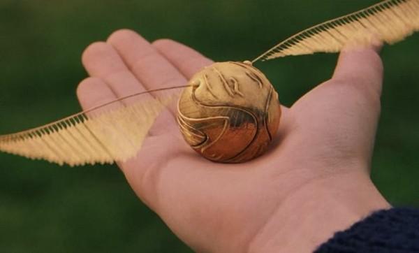 「金探子」訂婚戒盒,哈利波特迷看到要瘋狂了(圖/翻攝自Boredpanda)