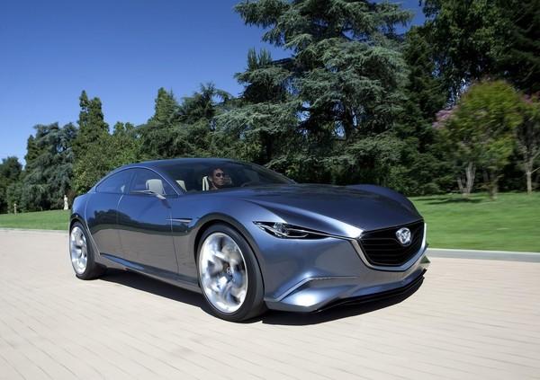 全新Skyactiv技術開發完成!預計10月與馬自達6同步亮相(圖/翻攝自Mazda)