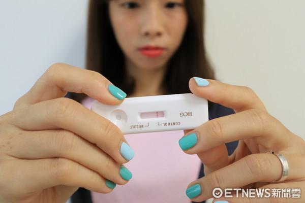 避孕藥,保險套,懷孕,驗孕。(圖/亞大醫院提供)