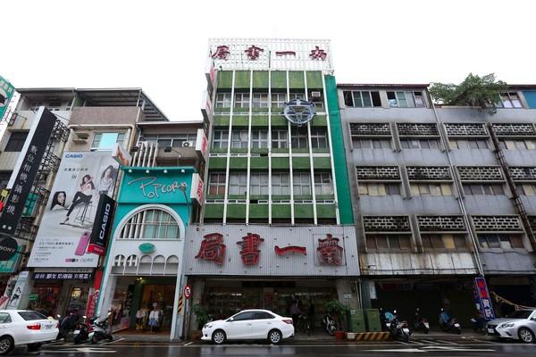 南一書局門市位於台南市北門路上,鄰近台南火車站。