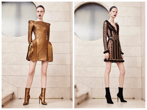 ▲Atelier Versace秋冬高級訂製服(圖/品牌提供)